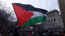 palestine jerusalem israel capital trump protest ottawa