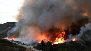 USA-WILDFIRES/