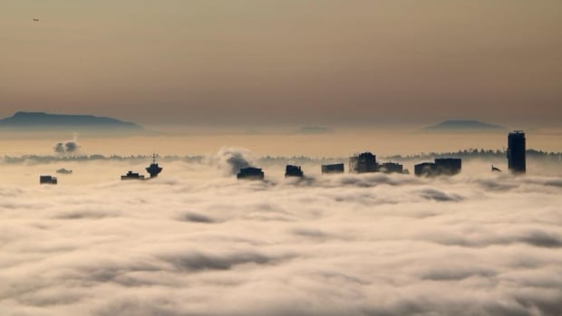 We asked CBC readers to send in their best pictures of the fog.