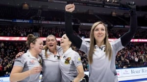 Through adversity to the stars: Hometown hero Rachel Homan headed to Olympics