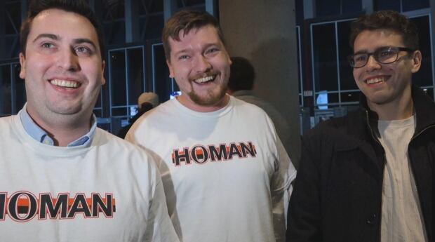 Ben Miskew Homan Olympics Ottawa