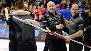 Kevin Koe sweeps into Olympics in thrilling fashion