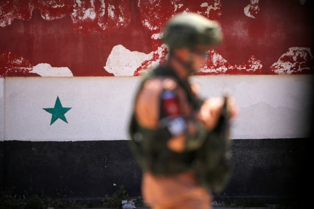 MIDEAST-CRISIS  SYRIA