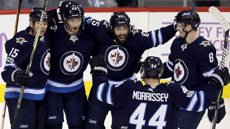 No Longer Flying Under The Radar The Winnipeg Jets Have Put The Nhl On Notice After A Strong Start To The Season Trevor Hagan Canadian Press