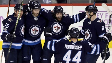 Winnipeg Jets Targeting Playoffs