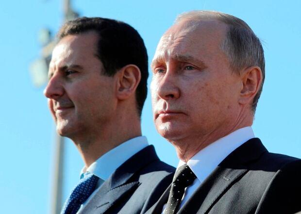 Syria Putin