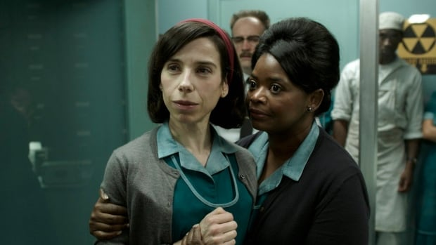 Sally Hawkins and Octavia Spencer star in The Shape of Water. (Fox Searchlight Pictures via AP)