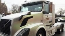 OPP transport truck
