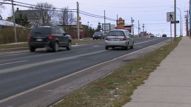 Charlottetown Rural students often use the crosswalk at Enman Crescent North and University Avenue.