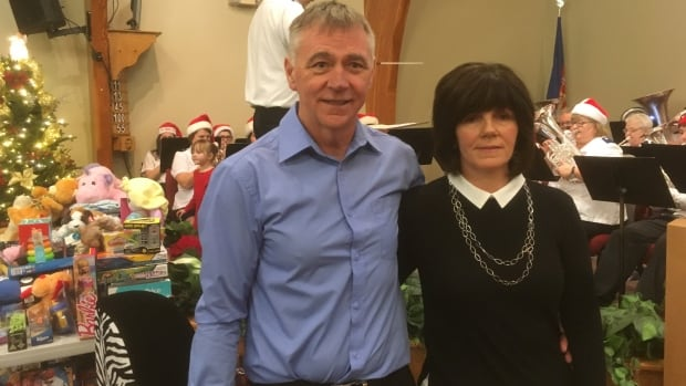 Louise and Bernie Mercer hosted the fourth annual Riley Mercer Memorial Toy Drive on the fourth anniversary of Riley's death.