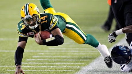 Argos acquire rights to top QB prospect James Franklin from Eskimos thumbnail