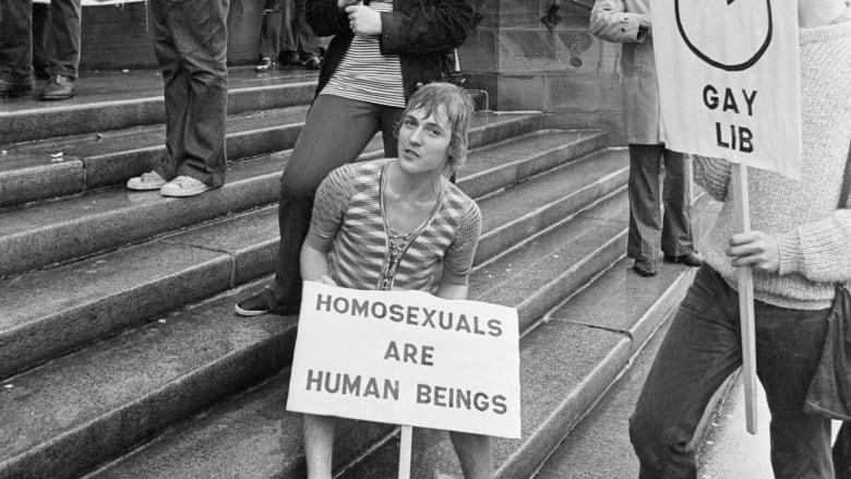 Blind homofil sex