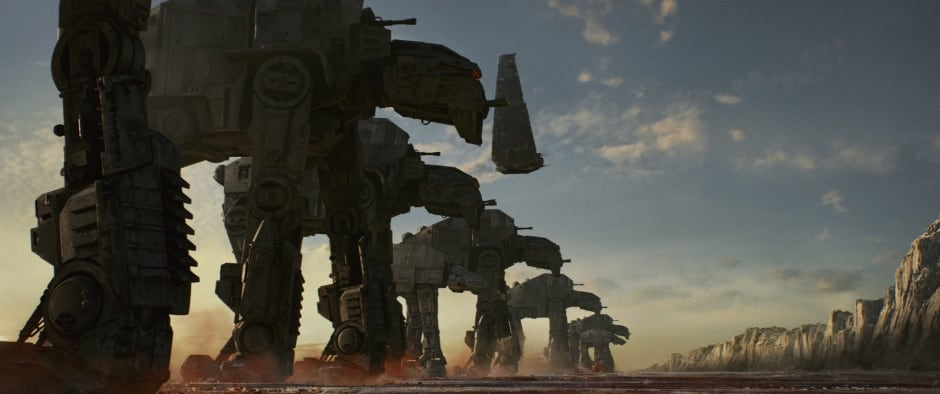 AT-M6 Walkers - Star Wars