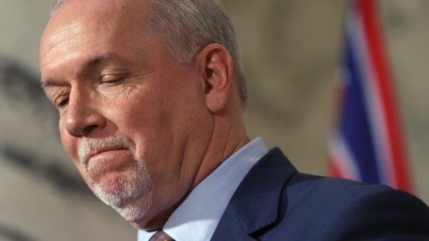 Premier John Horgan is giving the green light to continued construction on the controversial Site C dam project.