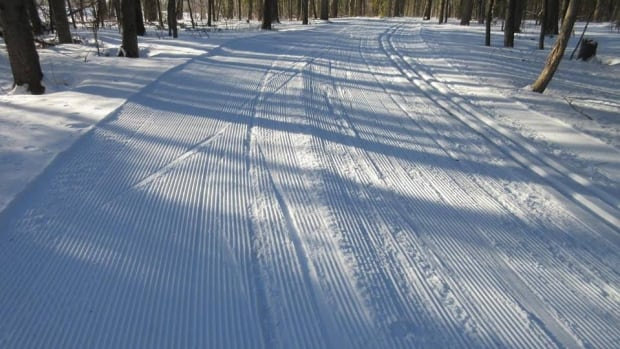 Ski Heritage East opened a small section of the trail in Ottawa's east end last spring.