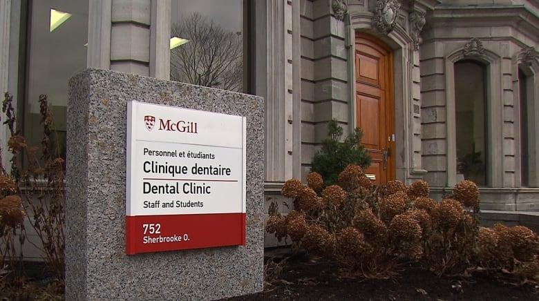 Sexual tension in dental office