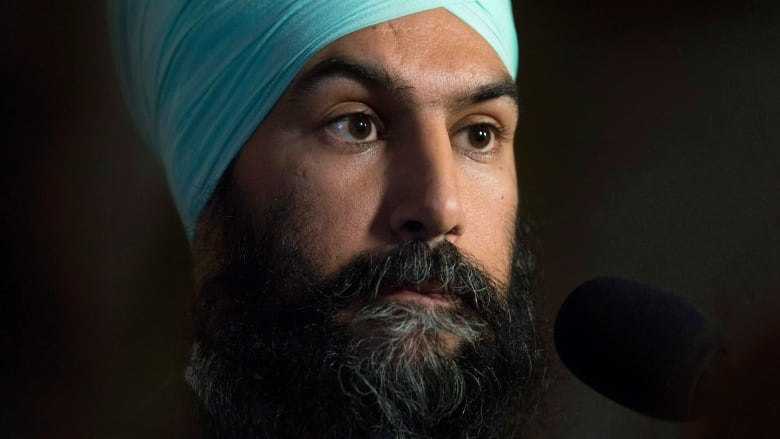 Jagmeet Singh to address NDP convention
