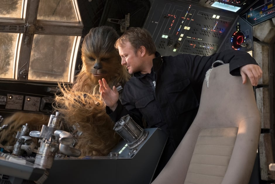 Chewie and Rian