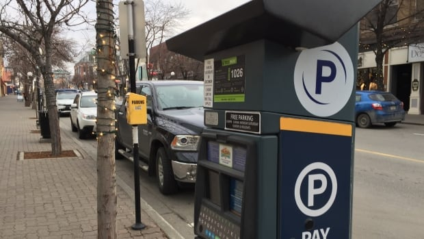 Parking in downtown Kamloops could go up by 25 cents per hour.