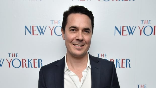 Ryan Lizza, seen here in 2016, has been fired by the New Yorker over alleged sexual misconduct. He denies the allegation, but a lawyer for the unnamed accuser says 'in no way did Mr. Lizza's misconduct constitute a 'respectful relationship' as he has now tried to characterize it.'