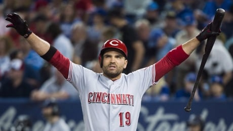 Say it ain't so Joe: Toronto's Votto doesn't give a 'rat's a#$' about Canadian baseball
