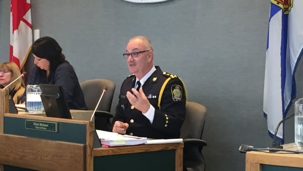Cape Breton Regional Police Chief Peter McIsaac told police commissioners he wants clear laws for legal pot use.