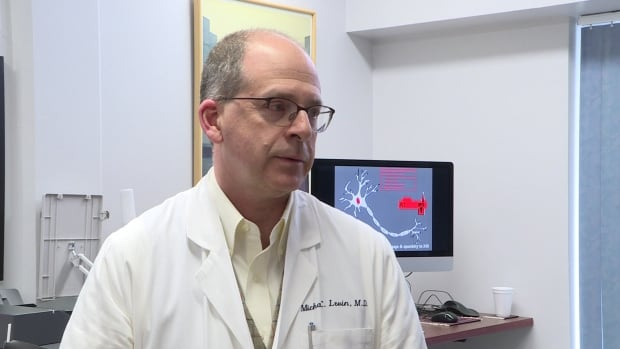 Dr. Michael Levin, the University of Saskatchewan's MS research chair, says there was essentially no difference between people with MS who got the so-called 'liberation therapy' procedure and those who underwent a 'sham' treatment.