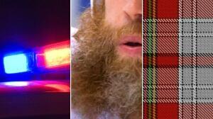 Plaid Beard Impersonator