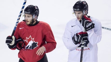 Victor Mete excited to trade blue, blanc et rouge for Team Canada colours thumbnail