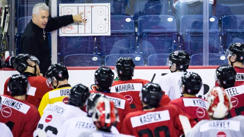Canadian junior team faces 'difficult decisions' in narrowing roster