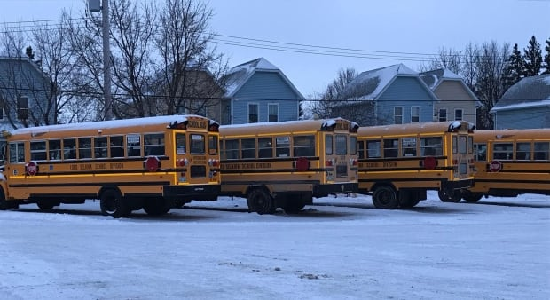 cold buses