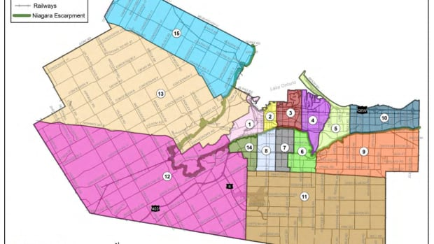 These are the proposed ward boundaries under the OMB ruling.