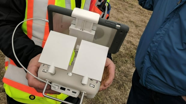 Drones can explore areas difficult for people to get to, which is why the volunteer search team is using them to try to find the women missing from the Shuswap area.