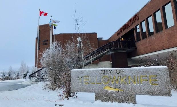 Yellowknife City Hall