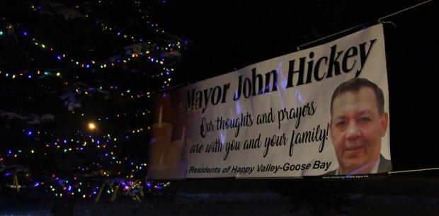 John Hickey Banner