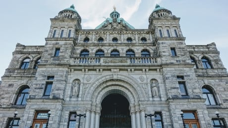 B.C. Legislature government building