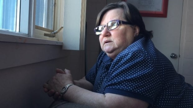 Her Mud Lake house is livable again but Verna White says she's too scared to go back after a flood in May forced her and the rest of the town from their homes.