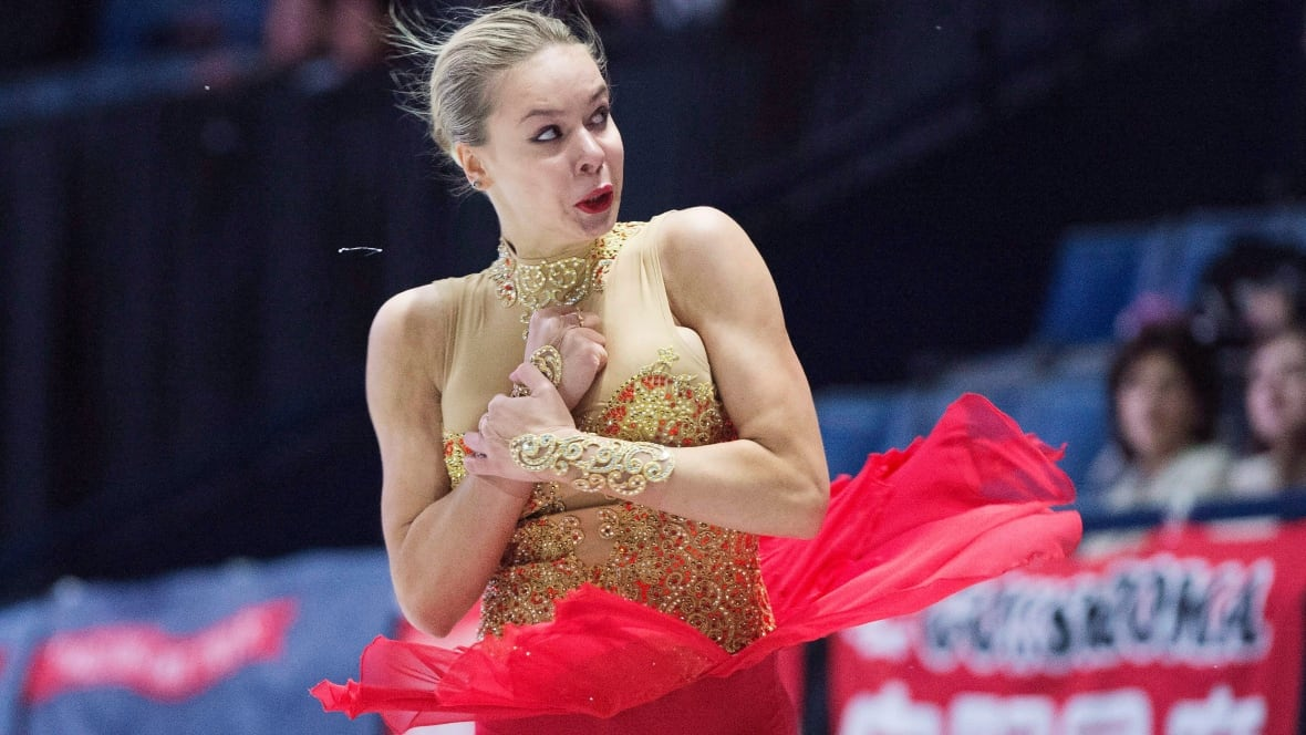 Russian figure skater Anna Pogorilaya out of Olympics
