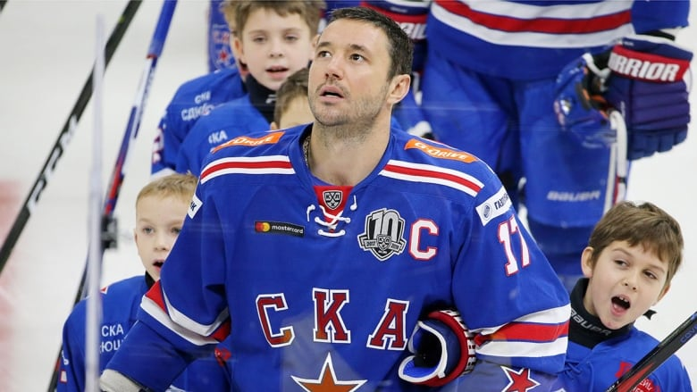 KHL still undecided on allowing players in Olympics  f62dc9a8312