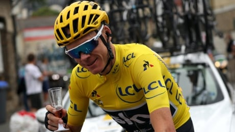 Chris Froome Failed Doping Test