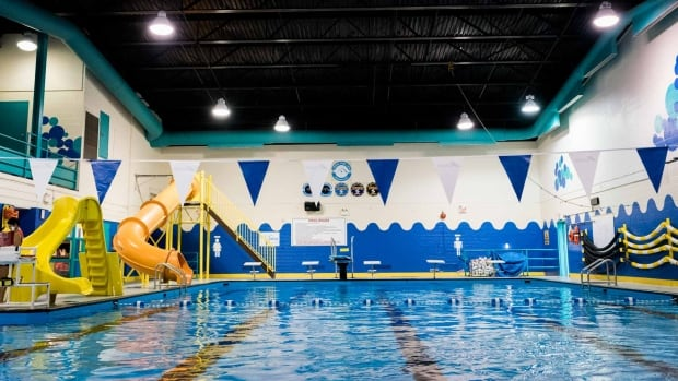 Wabush rec centre to stay open as businesses lab city kick in cash cbc news for Waterloo rec centre swimming pool