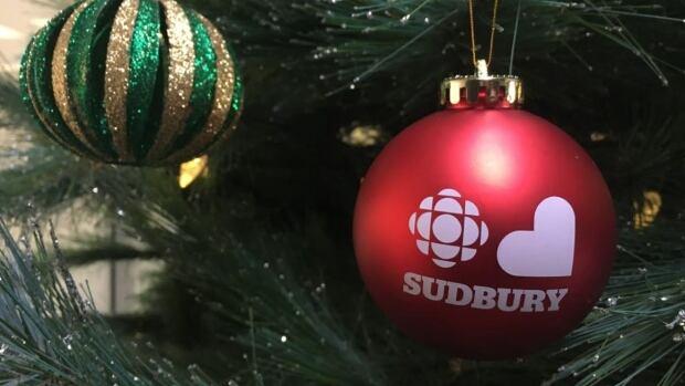 CBC Sudbury ornament