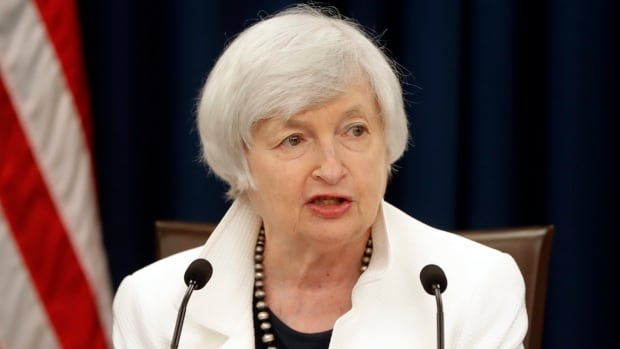 Federal Reserve chair Janet Yellen will be succeeded by Jerome Powell in February.