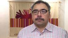 David Akeeagok Minister of Finance Nunavut