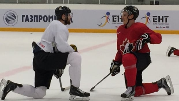 Canadians playing in Russia's Kontinental Hockey league dominate the potential Olympic team roster.