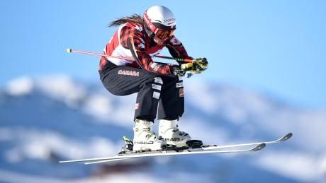 Kelsey Serwa FIS Freestyle Ski World Cup