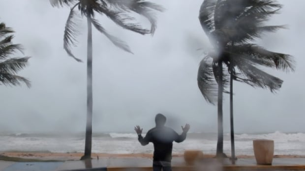 Canadians were especially interested in getting updates on Hurricane Irma as it swept across Florida.