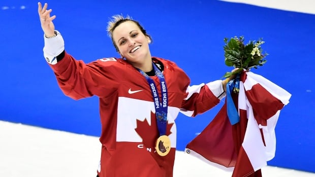 Canada's Marie-Philip Poulin has been the ultimate clutch performance at the Olympic Games.