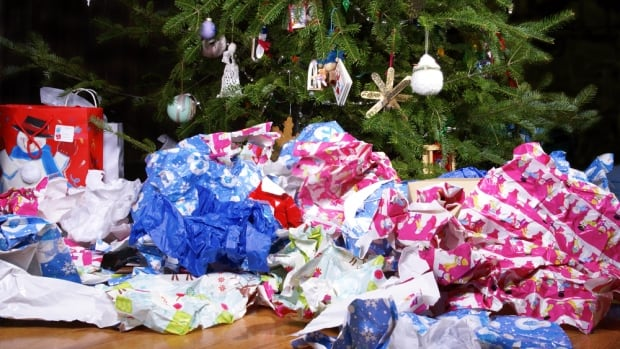 After the gifts are unwrapped, don't forget to dispose of your holiday waste responsibly.