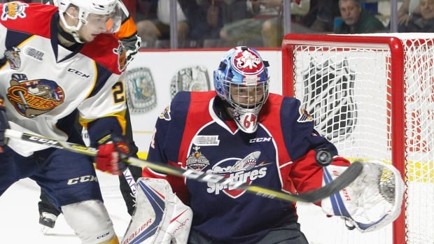 Canada's DiPietro hoping big-game experience leads to world juniors